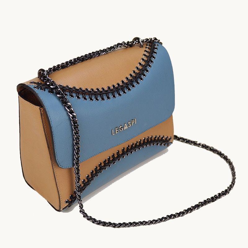 Bolsa  de couro Suzanne 10627