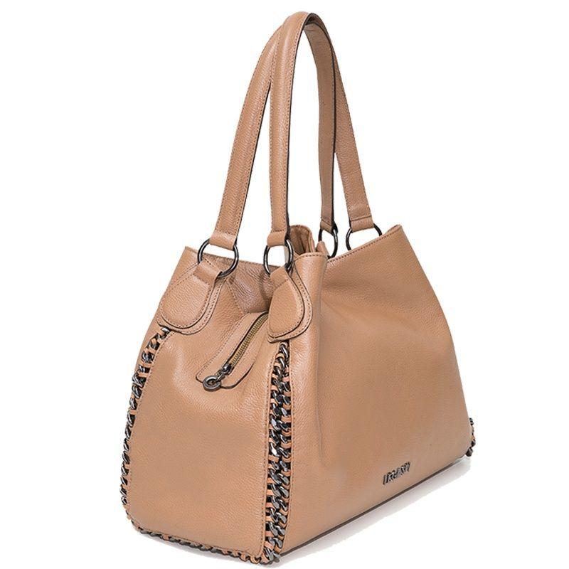 Bolsa de couro Vicky 10589