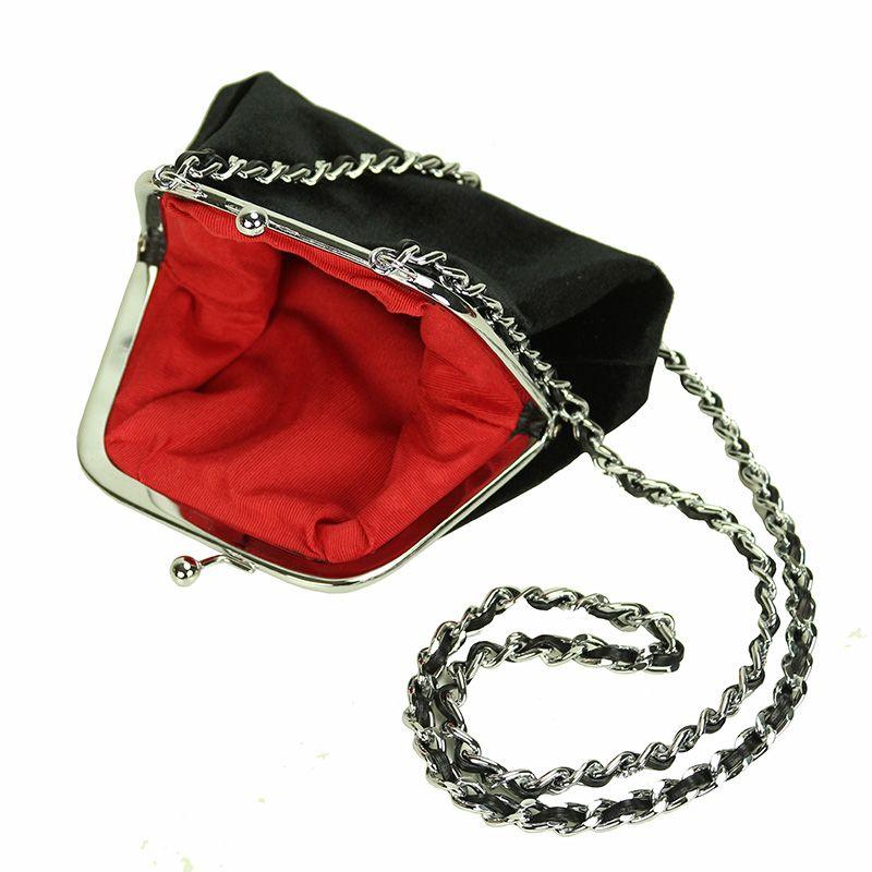 Mini bag de veludo Priscilla 320