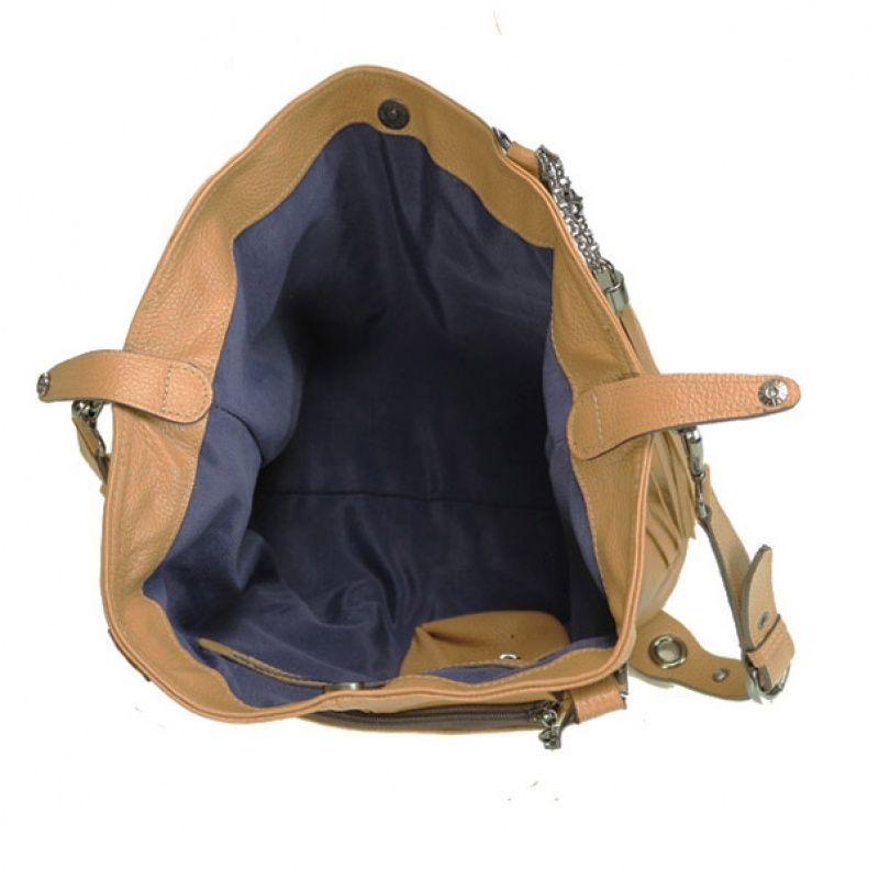 Bolsa em couro Binky 10578