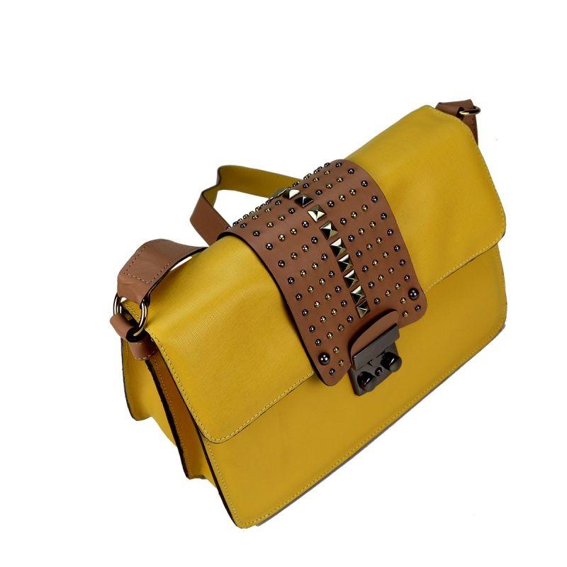 Bolsa em couro Amanda 10017