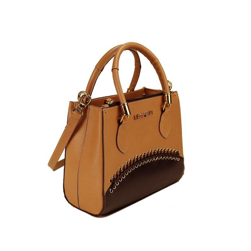 Bolsa em couro Mimi 10596