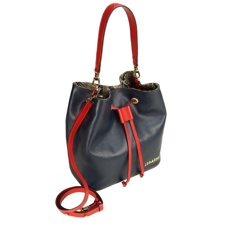 Bolsa em couro Pam 10590