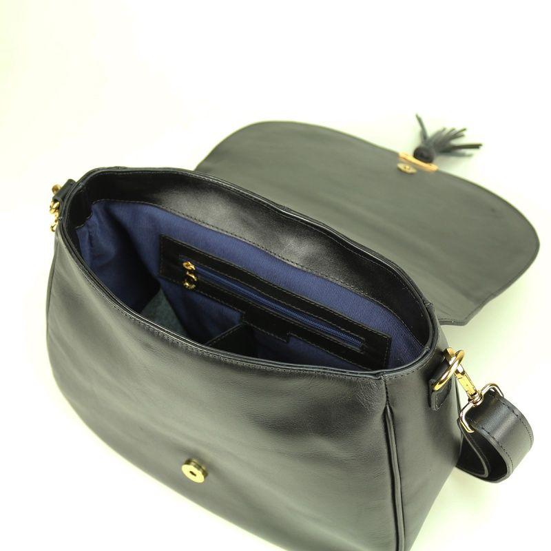 Bolsa em couro Toff 10593