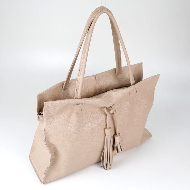 Bolsa Jane de couro 298