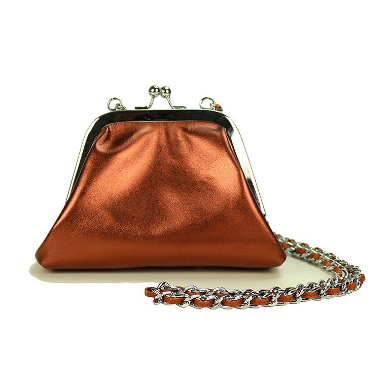 Mini bag de couro Priscilla 320