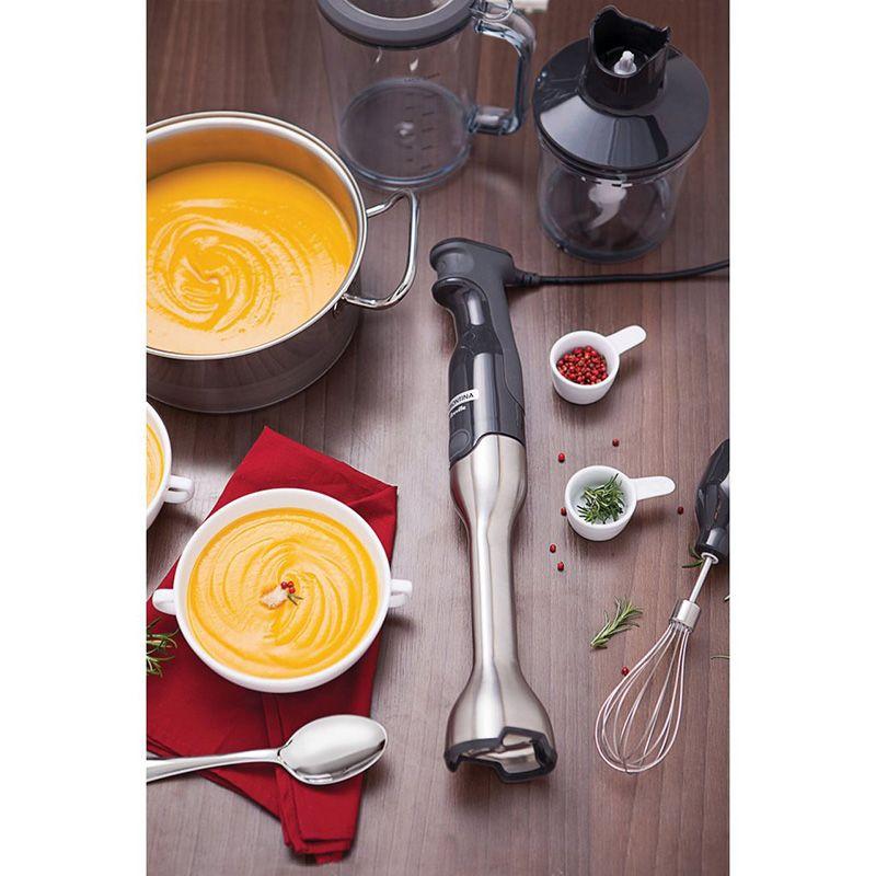Soft Mixer Com Haste e Lâminas em Aço Inox 110V  by Breville Tramontina