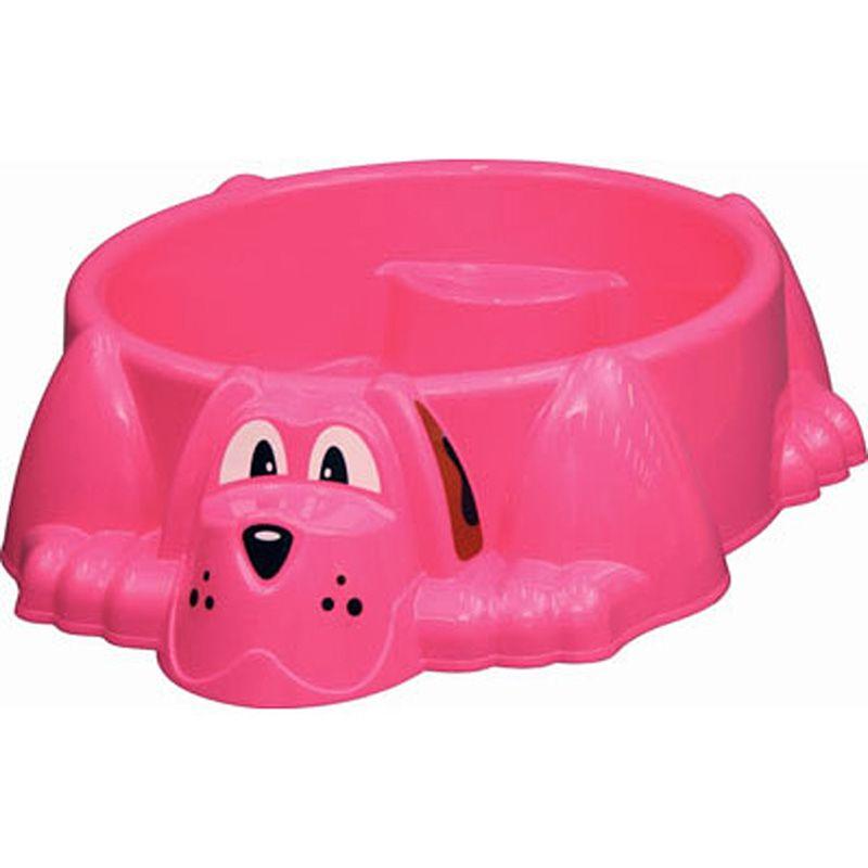 Assento Tipo Piscina Aquadog Infantil Rosa Tramontina
