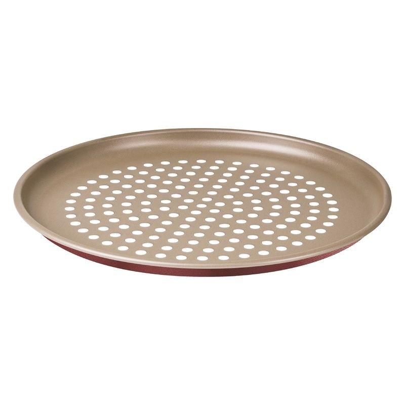 Assadeira Para Pizza Com Furos em Alumínio Com Revestimento Interno Antiaderente Tramontin Tramontina