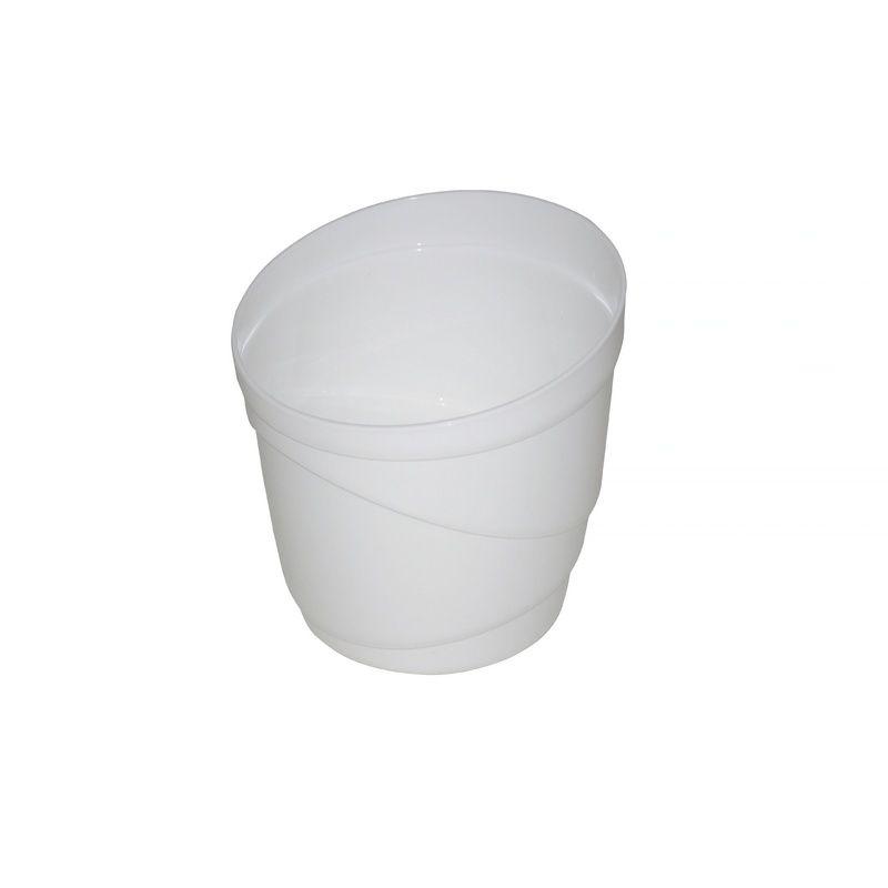 Balde de Plástico Para Gelo 1,9 Litros Branco Paris Tramontina