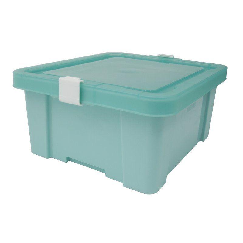 Caixa Organizadora Laundry 17L Tramontina