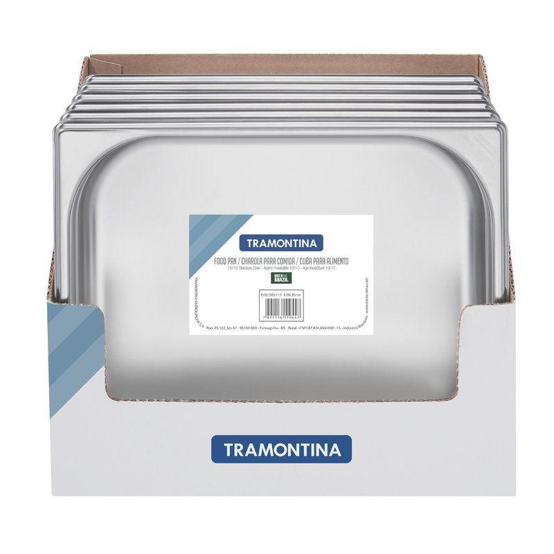 Cuba Aco Inox 1/2 100Mm S/alca Tramontina