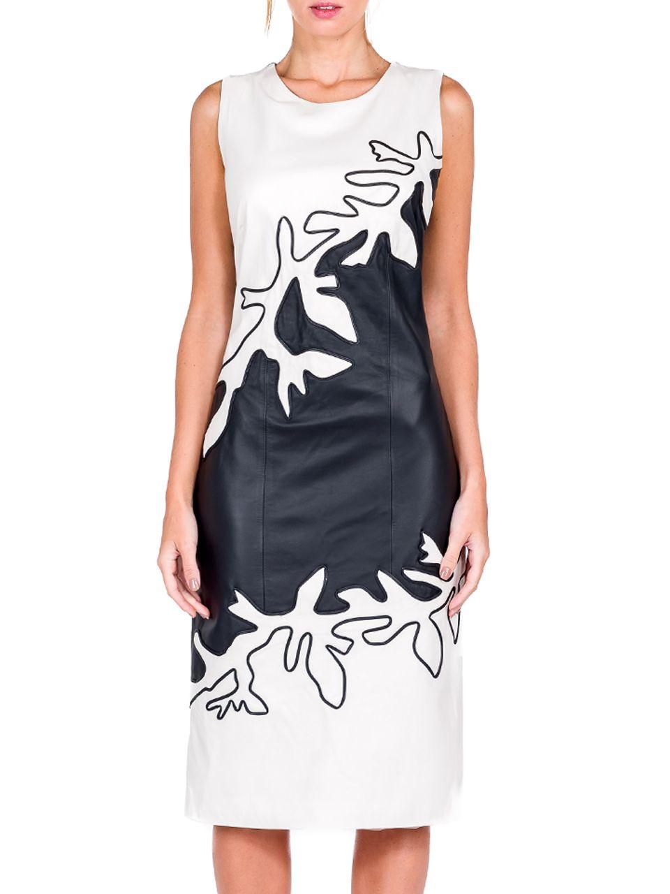 Vestido Regata Com Detalhes Handmade - Liziane Richter