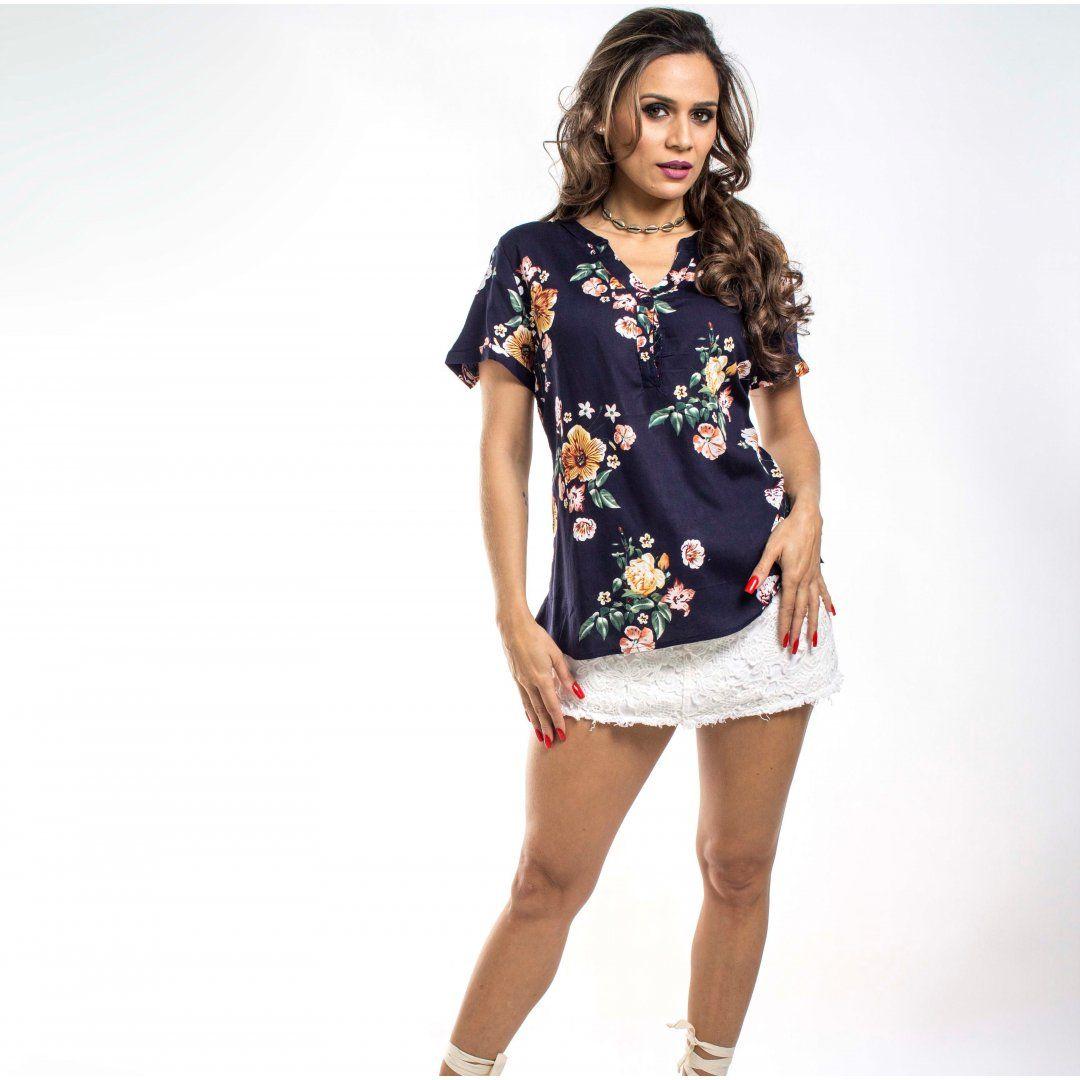 Camisa Floral 029VF17