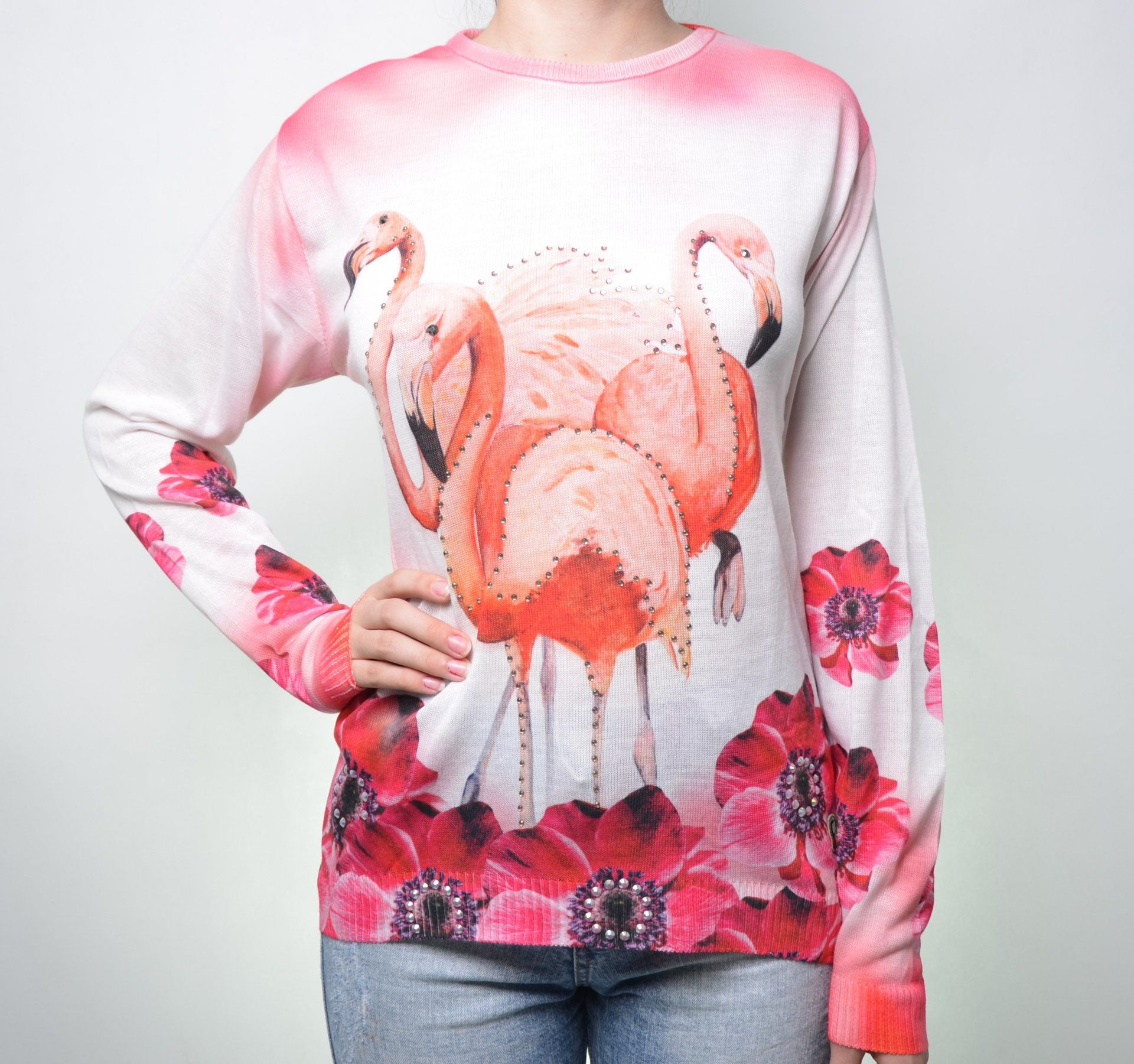 Love Pet Flamingos 011IF17 Est 001