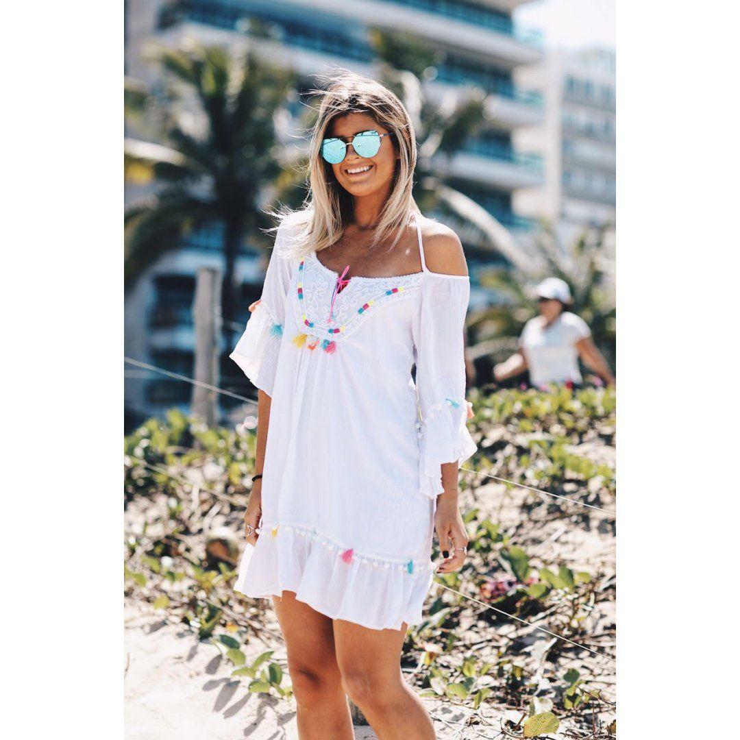 Vestido/Bata c Neon Marina Pumar 046VF17