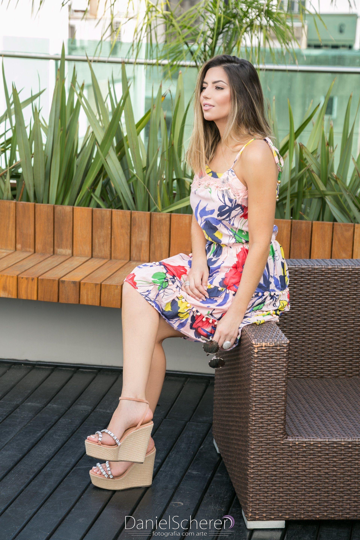 Vestido Três Marias Paula Feijó 039VF17
