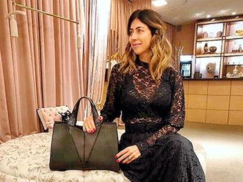 Carol Bassi e Ryzí: conheça as bolsas preferidas da estilista.