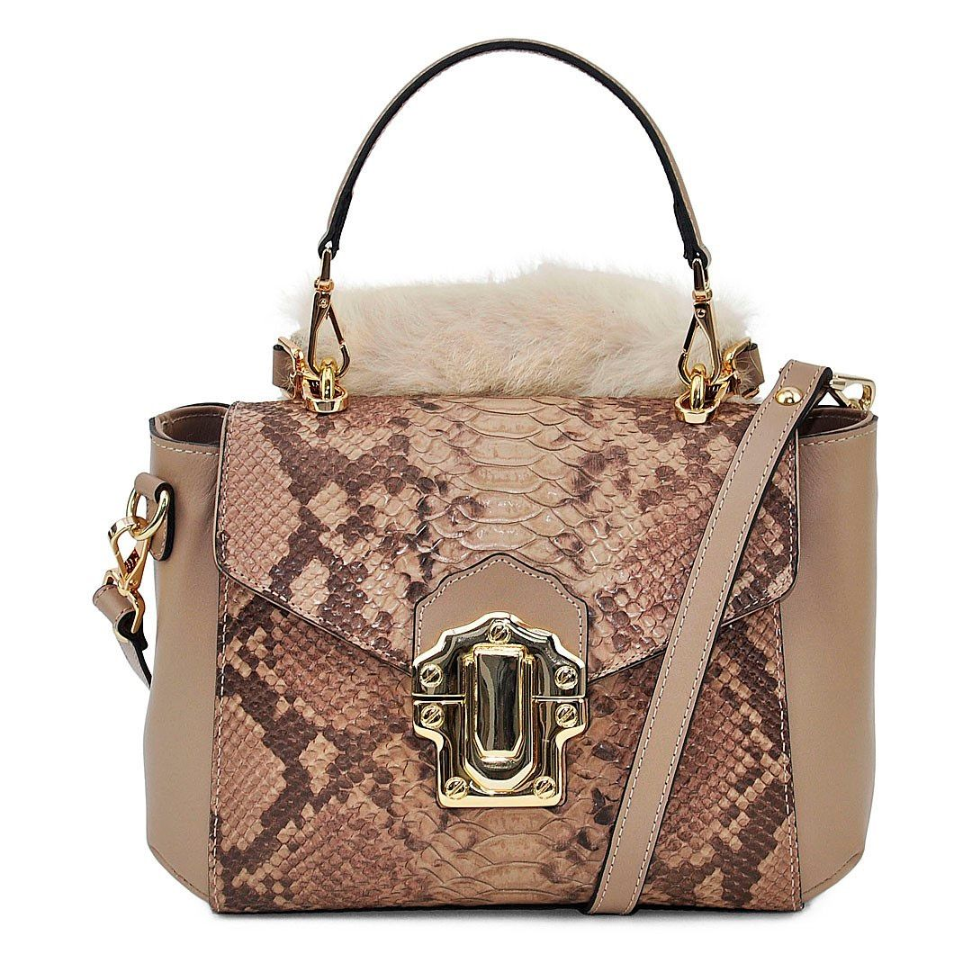 BOLSA ANNIE MINI LADY SATCHEL