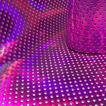 Festa - Ref 131 Pink Furta-cor Vazado