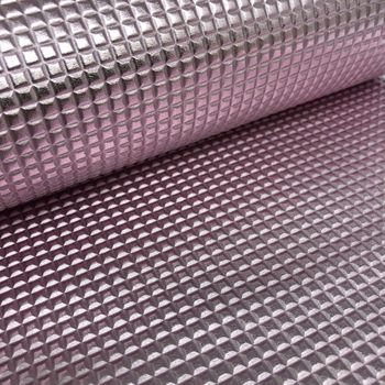 Festa - Ref. 82 Quadriculado Rosé Metalizado