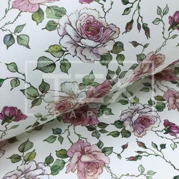 Papel Fiorentino - Ref. 01 Rosa Vintage