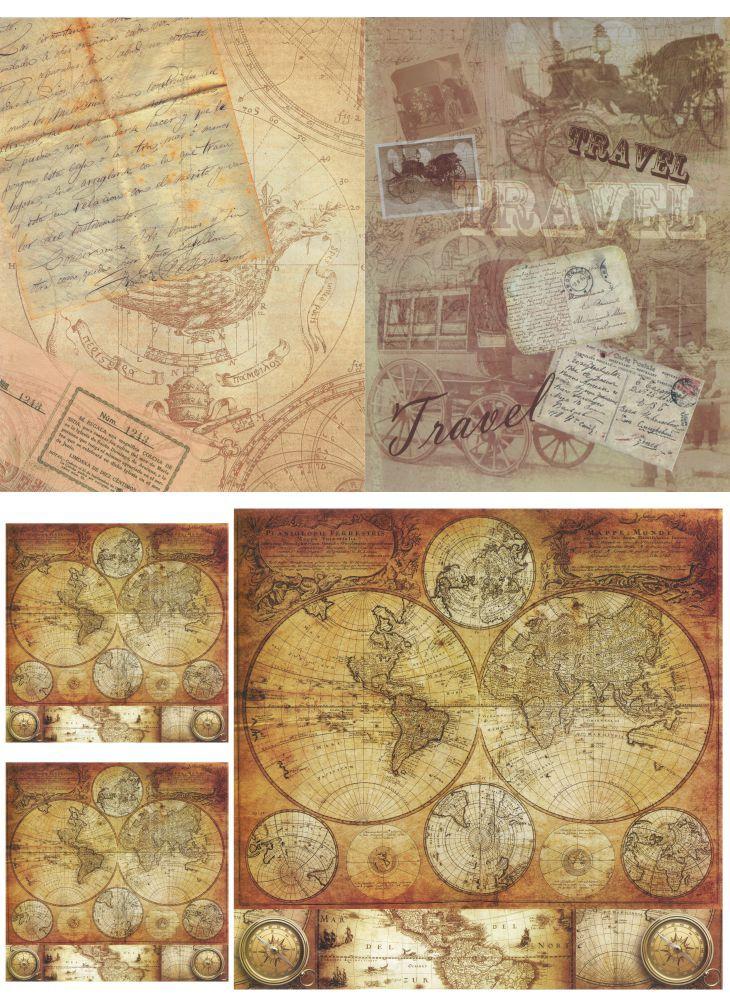 Papel Print - Ref. 5074
