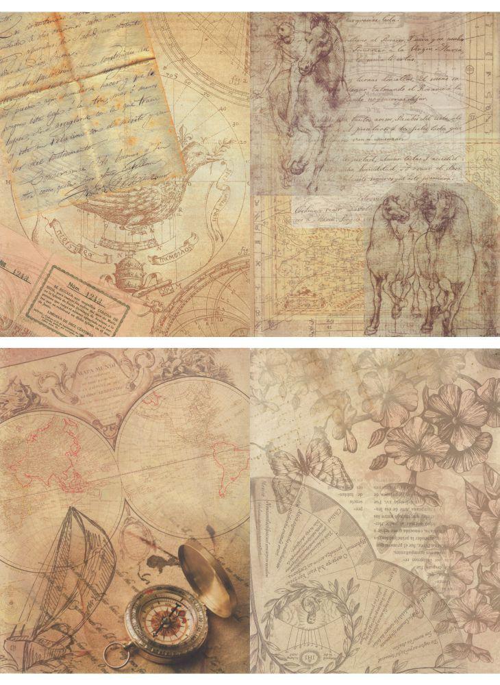 Papel Print - Ref. 5075