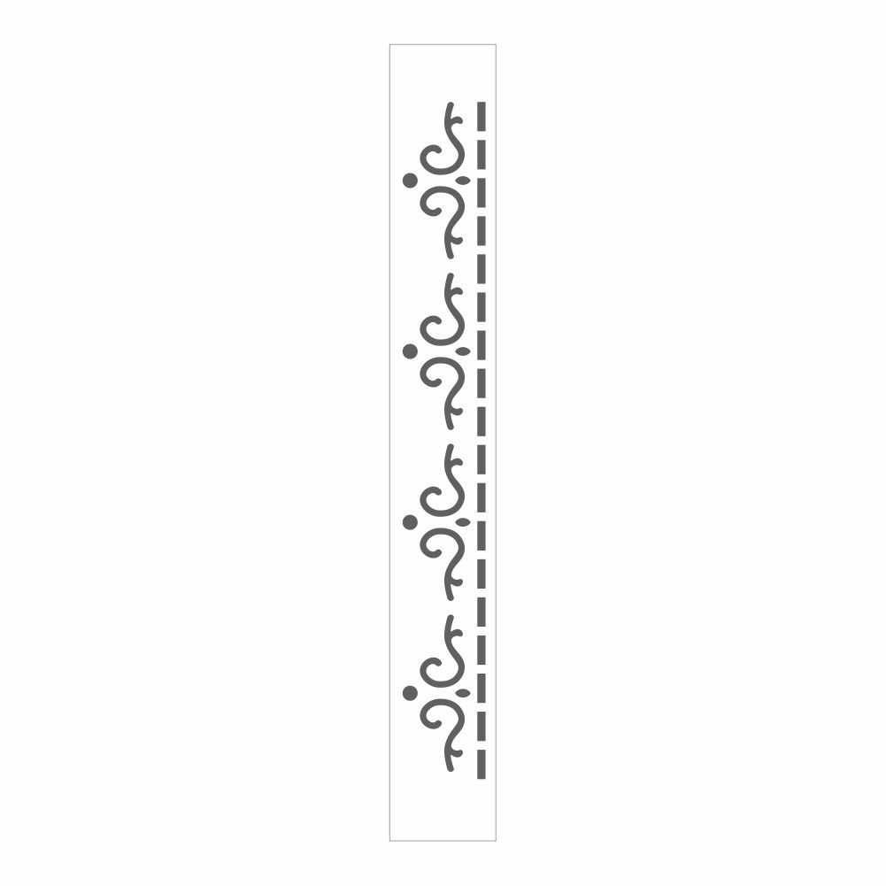 Stencil 04 x 30cm - Ref. 36