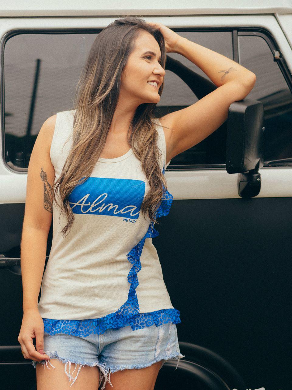 Regata Marisa - Alma